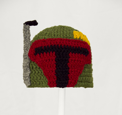Boba Fett Hat from Star Wars