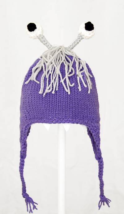 Boo Monster Earflap Hat from Monsters Inc.