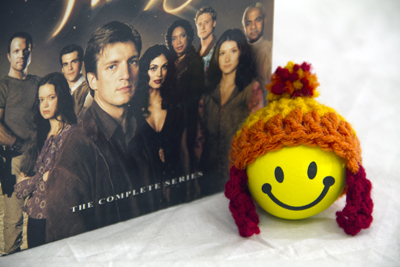 Jayne Hat Antenna Ball from Firefly / Serenity