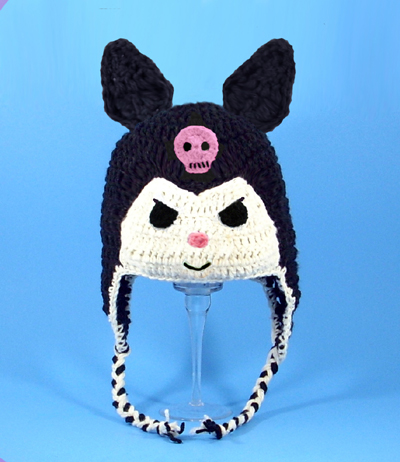 Korumi Earflap Hat from Hello Kitty