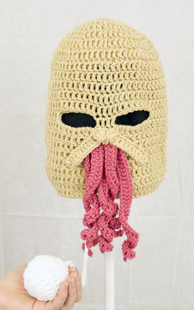Ood Ski Mask Hat