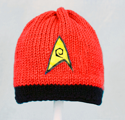 Star Trek Red Hat
