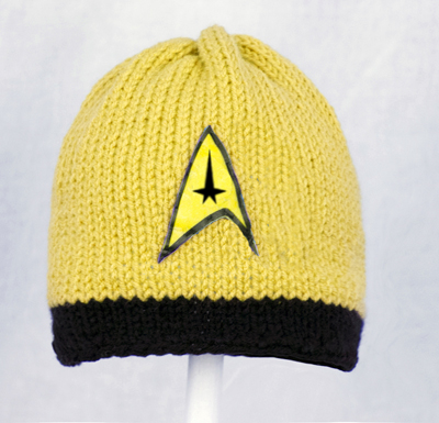 Star Trek Yellow Hat