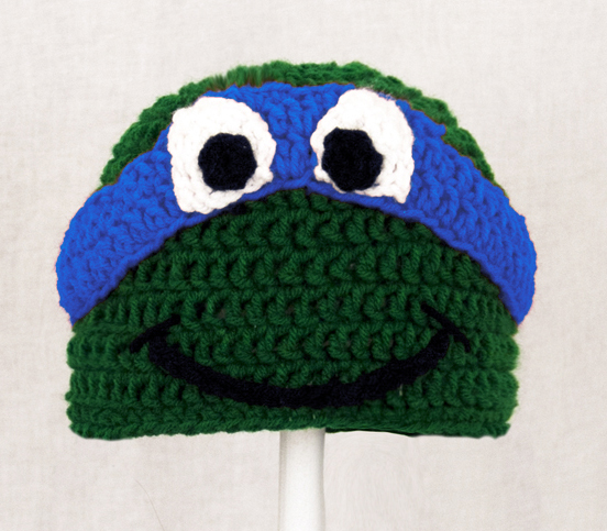 Leonardo Hat from Teenage Mutant Ninja Turtles TMNT