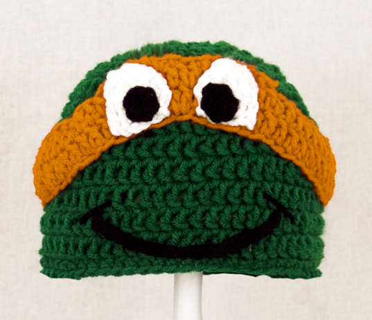 Michelangelo Hat From Teenage Mutant Ninja Turtles Tmnt 2500