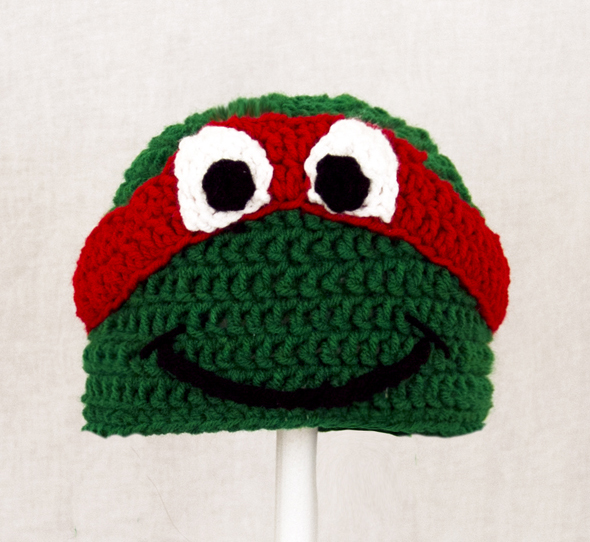 Raphael Hat from Teenage Mutant Ninja Turtles TMNT