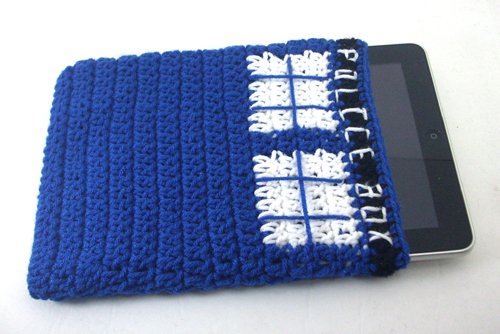 Tardis Ipad Cover (can be made to fit any reader)