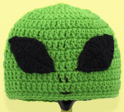 Alien Hat - Click Image to Close