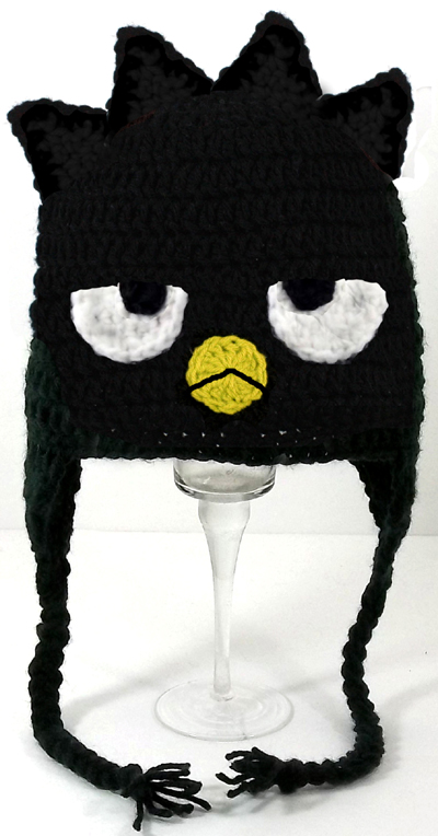Badtz Maru Earflap Hat from Hello Kitty