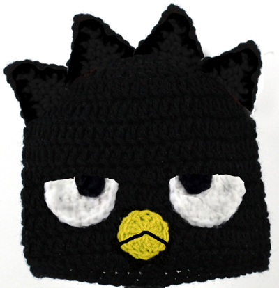 Badtz Maru Hat from Hello Kitty