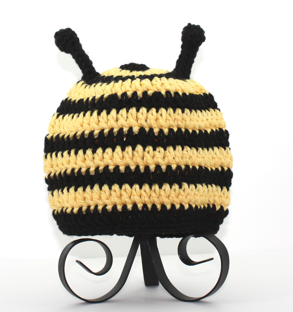 Bumble Bee Hat