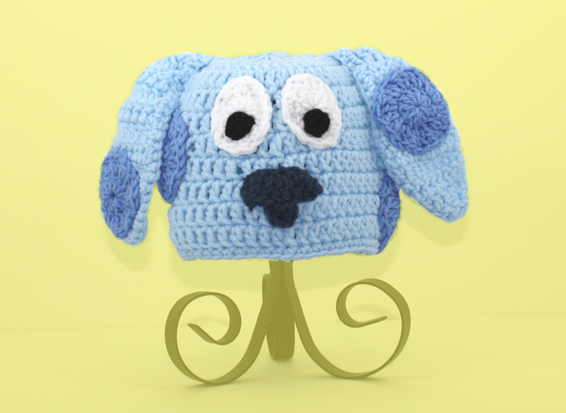 Blue's Clues Dog Hat