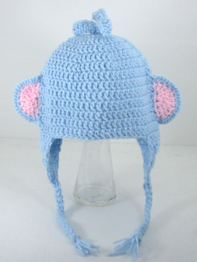 Boots Monkey Ears Earflap Hat from Dora the Explorer