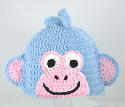 Boots Monkey Hat from Dora the Explorer