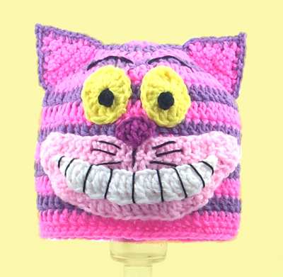 Home :: Geekery :: Cheshire Cat Hat from Alice in Wonderland