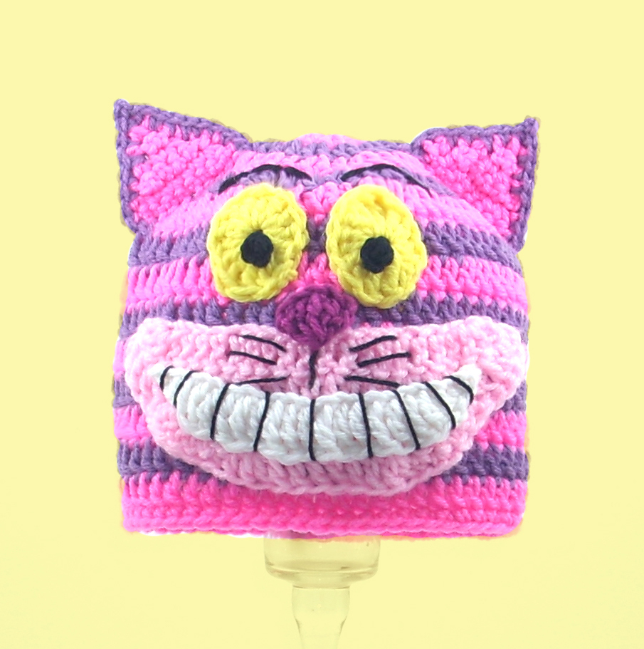 Cheshire Cat Hat from Alice in Wonderland