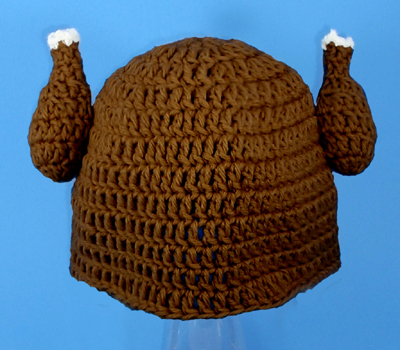 Thanksgiving Jive Turkey Hat