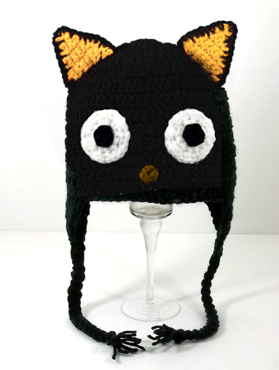 ChocoCat Earflap Hat from Hello Kitty