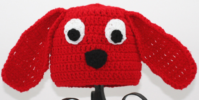 Clifford the Big Red Dog Hat