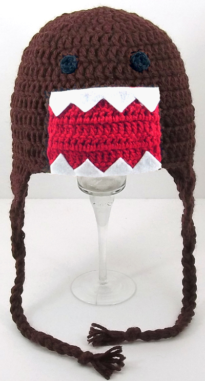 Anime Monster Earflap Hat