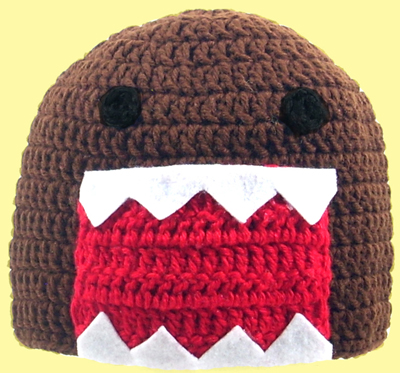 Anime Monster Hat