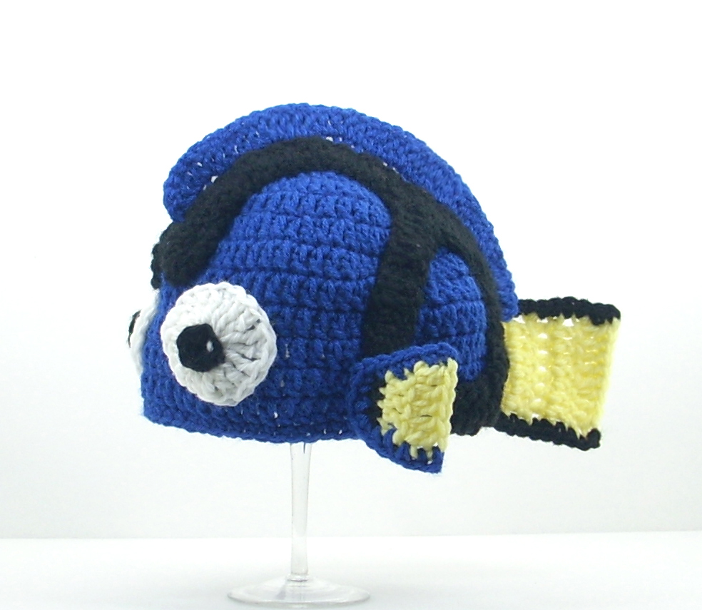 Dory Hat from Finding Nemo