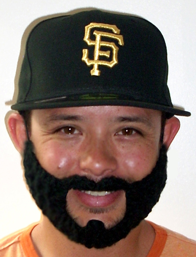 Fear the Beard for San Francisco Giants Fans Brian Wilson Beard