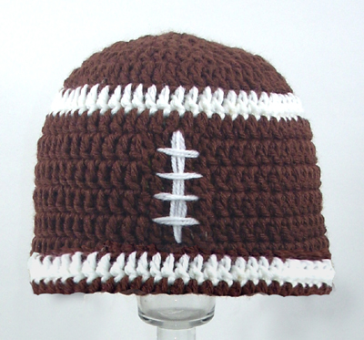 Football Hat - Click Image to Close