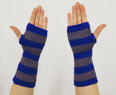 Harry Potter Gryffindor Ravenclaw Gloves