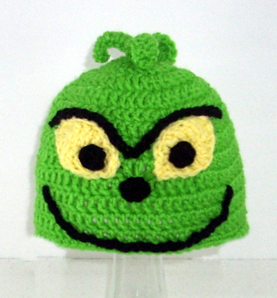 Grinch Hat from How the Grinch Stole Christmas