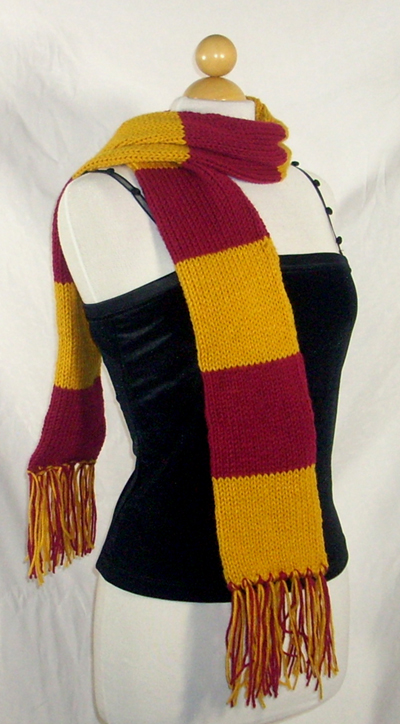 Harry Potter Gryffindor Scarf 6ft
