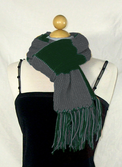 Harry Potter Slytherin Scarf 6ft