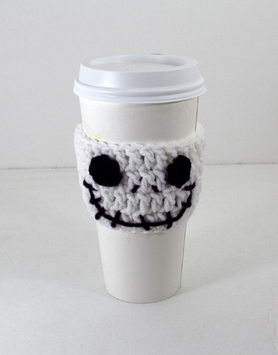 Jack Skellington Cup Cozy