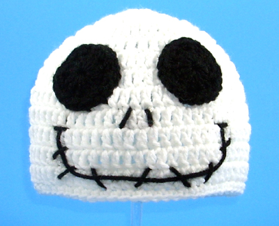 Jack Skellington Hat from The Nightmare Before Christmas