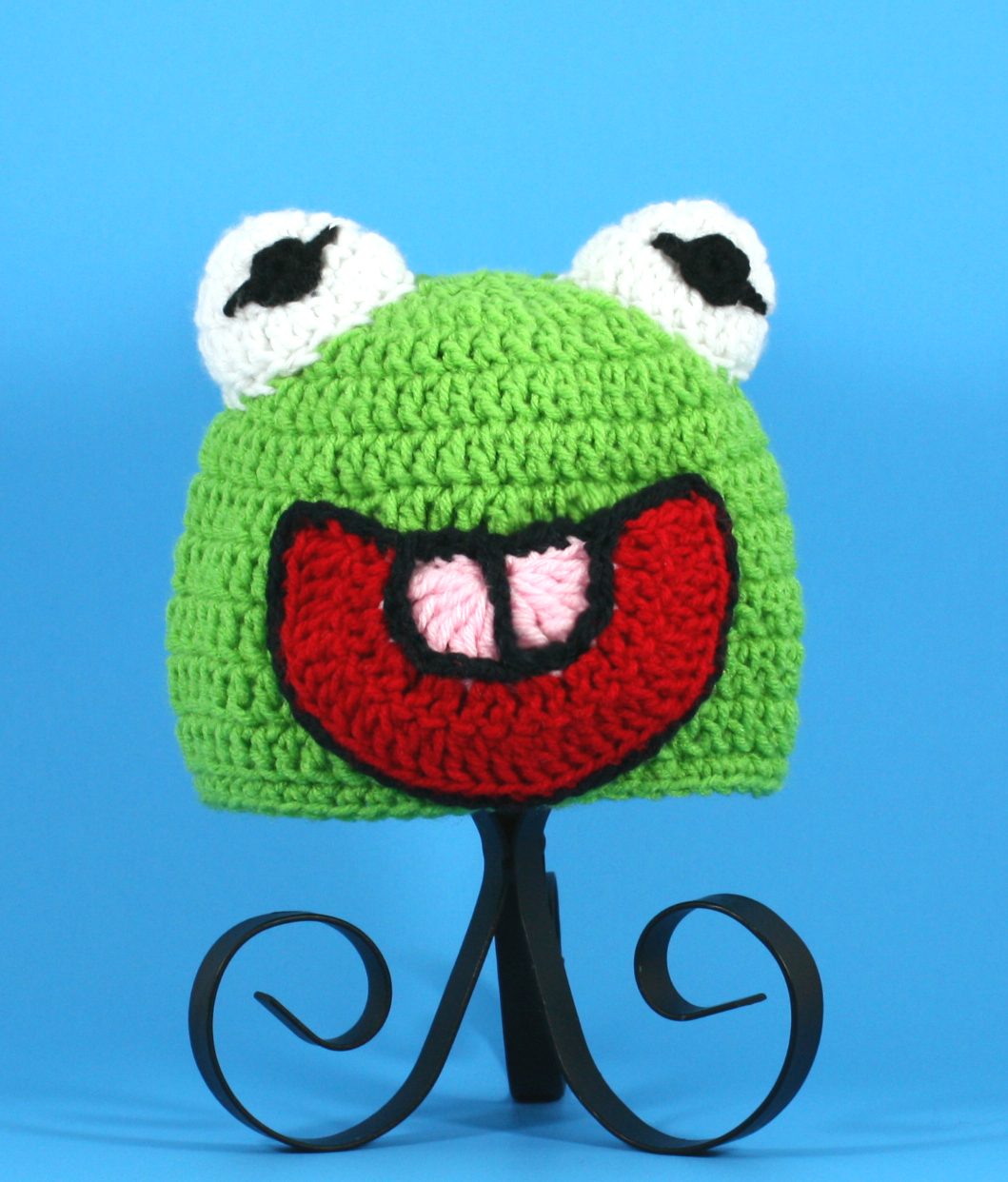 Kermit The Frog Hat from The Muppets