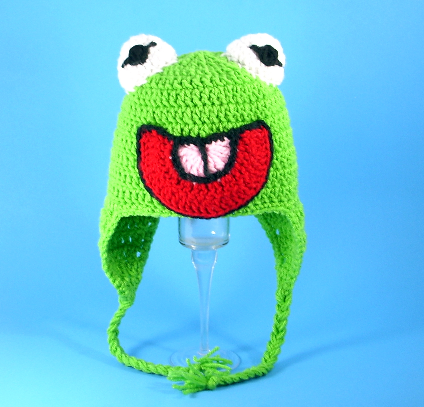 Kermit the Frog Earflap Hat from The Muppets