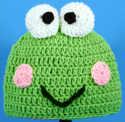 Keroppi Hat from Hello Kitty