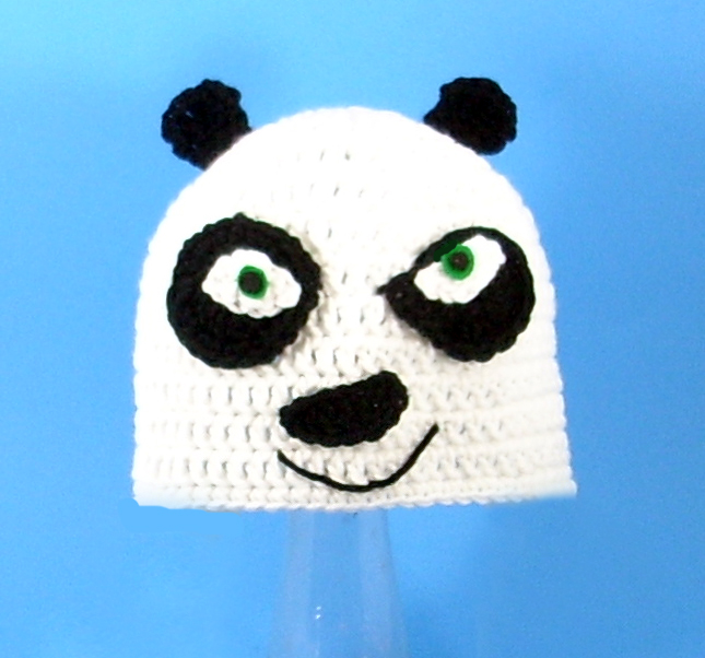 Kung Fu Panda Hat - Click Image to Close