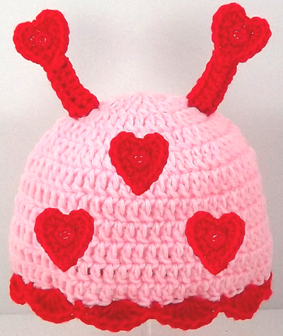 Lovebug Hat