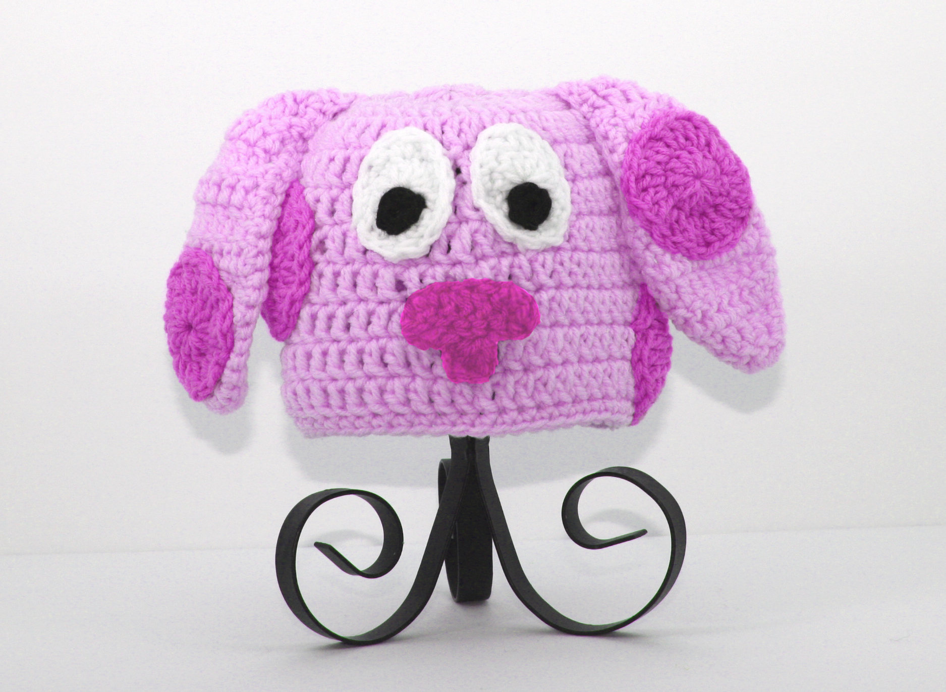 Magenta Dog Hat from Blue's Clues