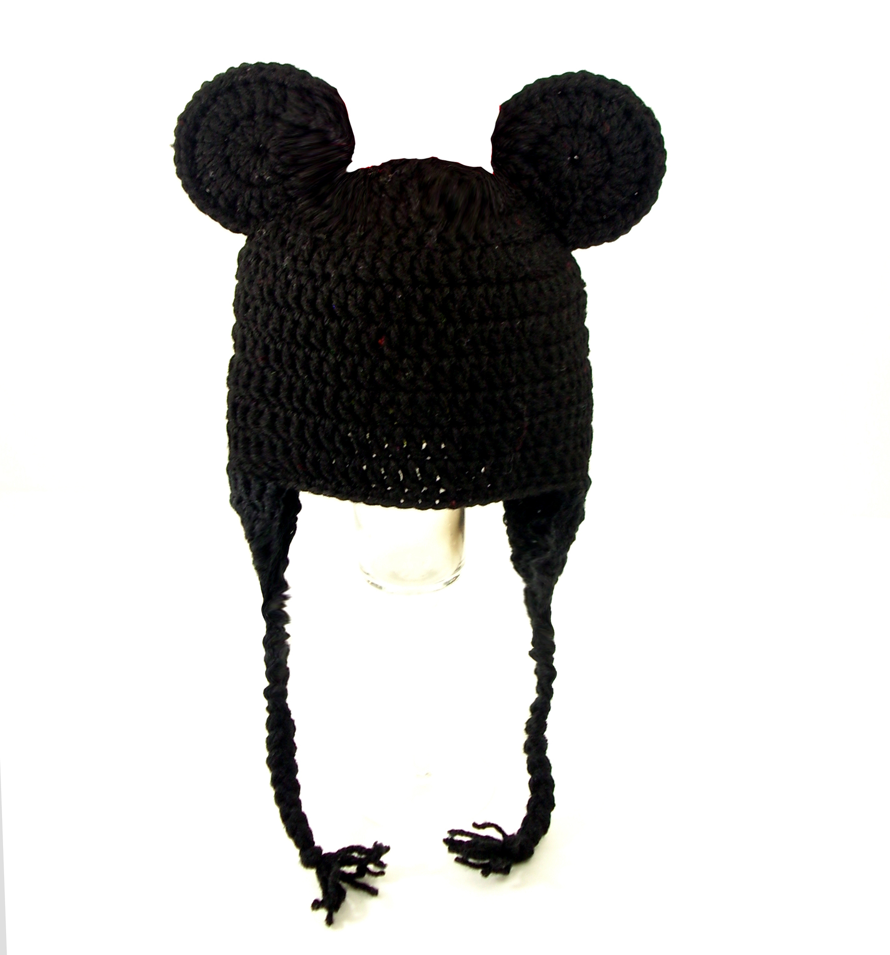 Mickey Mouse Earflap Hat