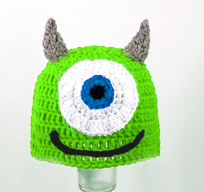 Mike Wasowski Hat from Monsters Inc.