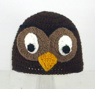 Owl Hat from Winnie the Pooh