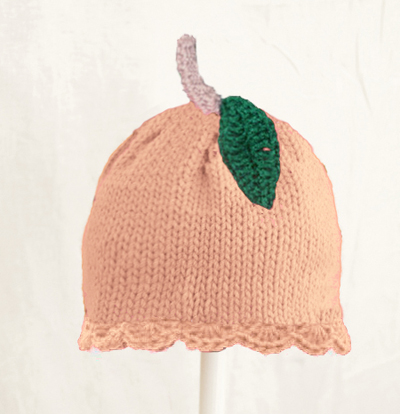 Peachy Keen Hat