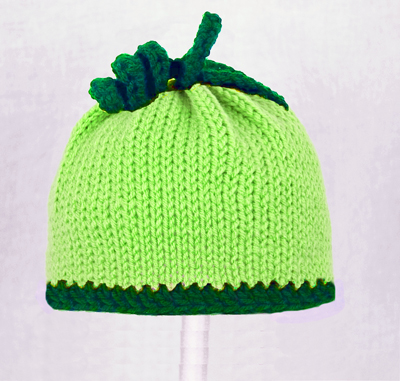Peas in a Pod Hat