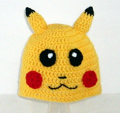 Pikachu Hat from Pokemon