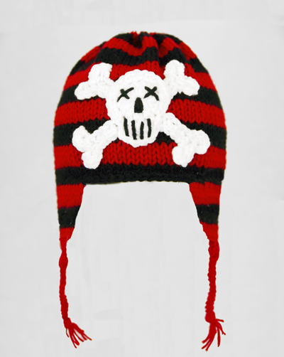 Pirate Earflap Hat