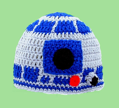 R2D2 Hat from Star Wars