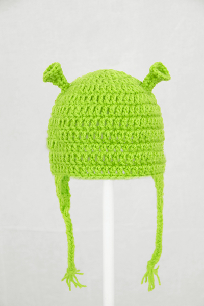 Shrek Earflap Hat