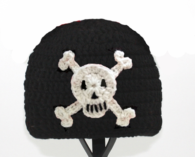 Skull and Crossbones Hat